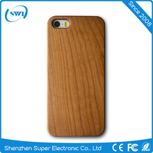 Hot Selling Wooden+PC Phone Case Cover For iPhone 5 5S 5C