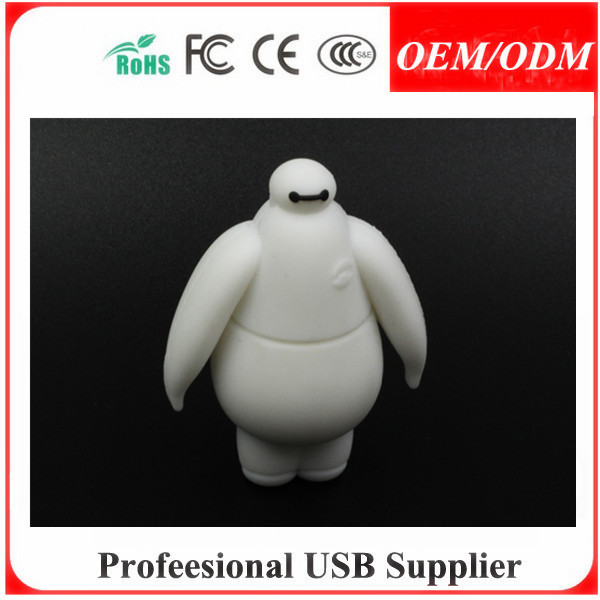 Novelty PVC Custom milk bottle usb with refundable mould fee quantity over 1000pcs , Paypal/Escrow accept