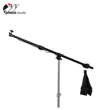 China manufacturer durable photo studio video light stand telescopic boom arm