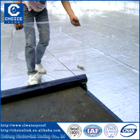 oxidized bitumen self adhesive waterproof membrane