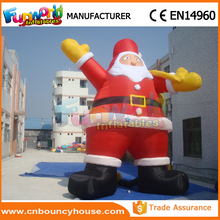 New advrtising inflatable christmas old man christmas inflatable