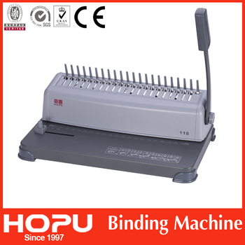 ibico binding machine instruction manual
