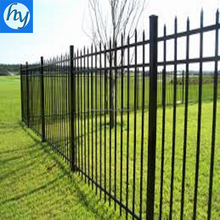 Iron Main Gate Designs Fencing/Indian House Main Gate Designs Fence/Aliminum Picket Fence