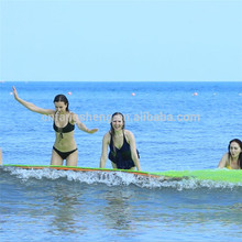Hot selling large inflatable floating water mats and plastic water float good quality floating foam mat