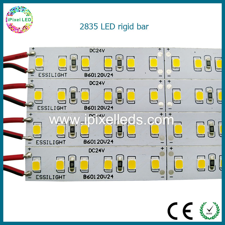 Waterproof Warm White SMD2835 LED rigid bar light
