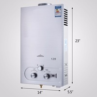 12L NATURE GAS HOT WATER HEATER