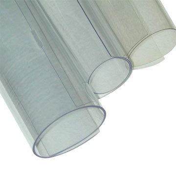 transparent plastic flexible pvc sheet roll