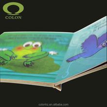 Professional manufacturer cheap hardcover children's books