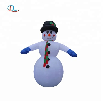 Christmas holiday inflatables sam snowman