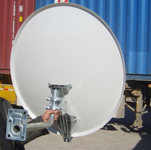 satellite antenna dish
