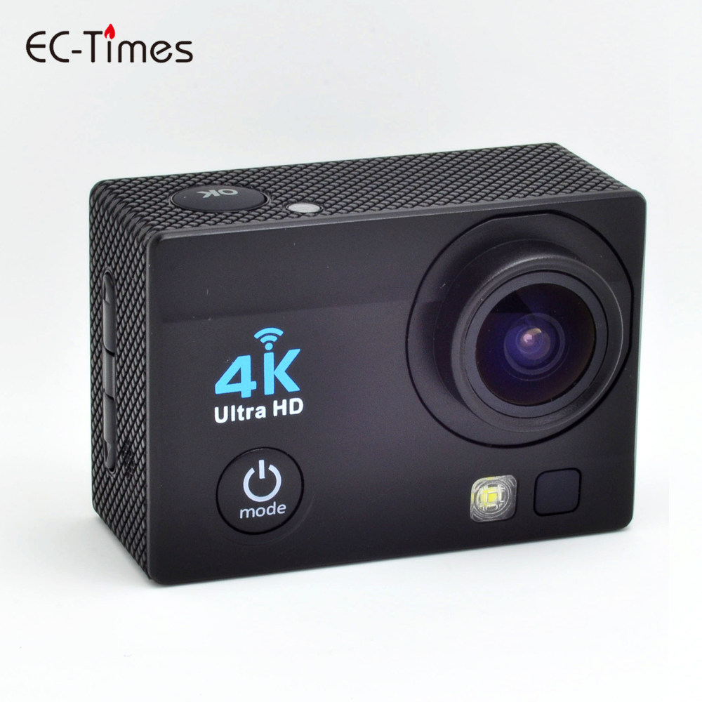 Touch screen 4K wifi sports camera action camera be unique