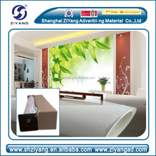 Hot sale! ECO SOLVENT 3d textured WALLPAPER, inkjet printing blank wallpaper