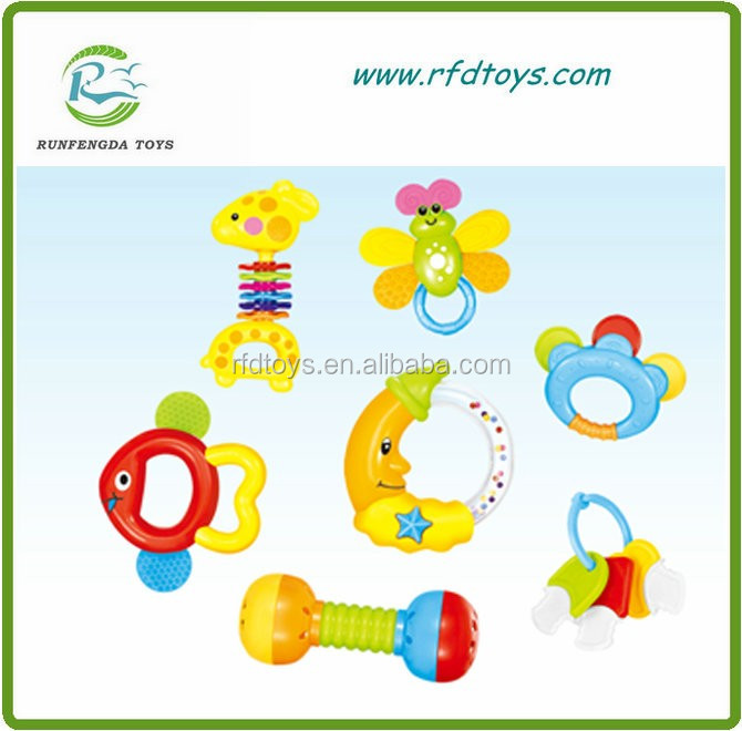 Animals cute bath toy for kids funny plastic toy bath set gift