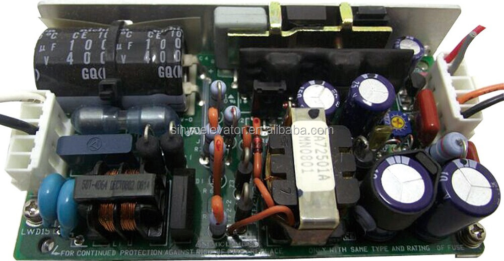 Mitsubishi Escalator Power Key Switch