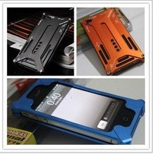 Newest Aluminum Metal Frame Bumper transformer Case for iPhone5