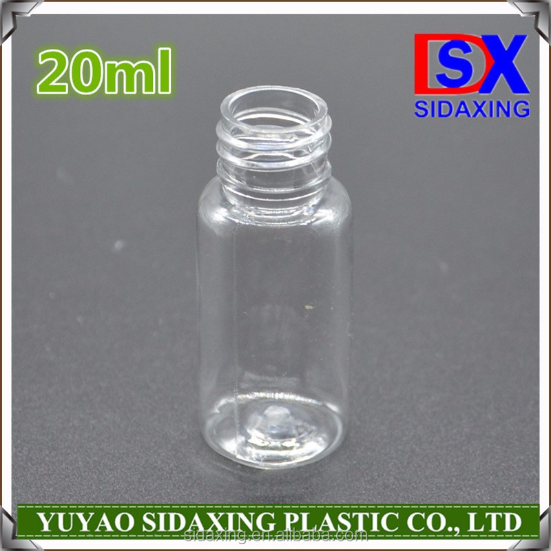 20ml mini liquor sample bottle