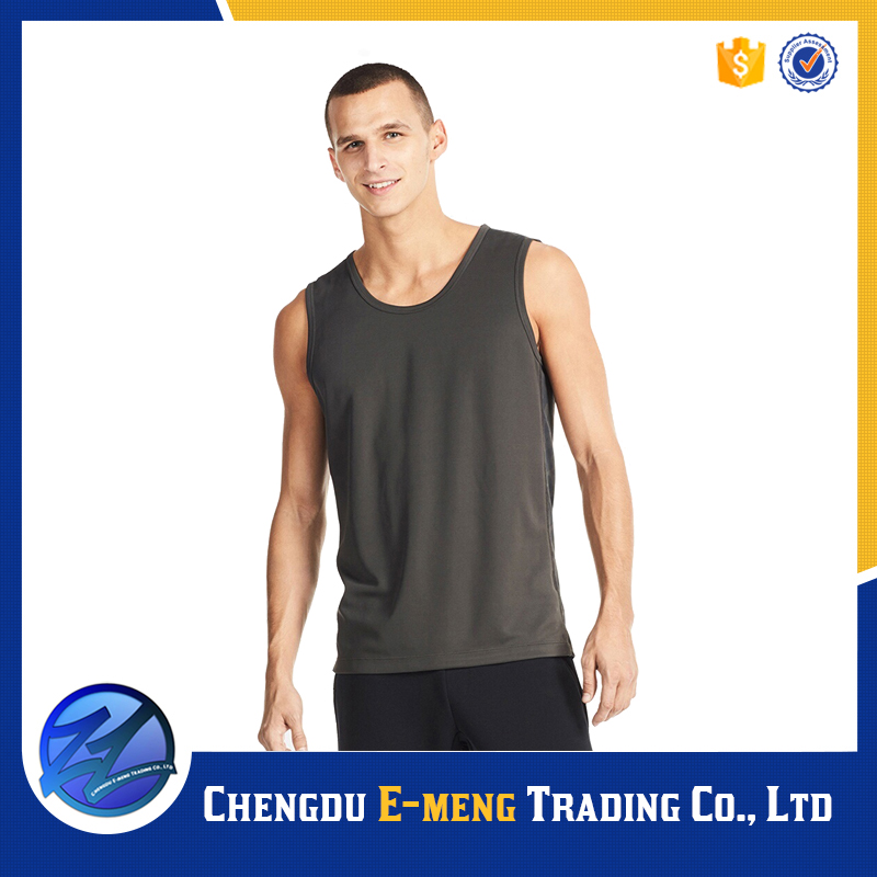 High quality mans golds gym tank tops with low price factory custom