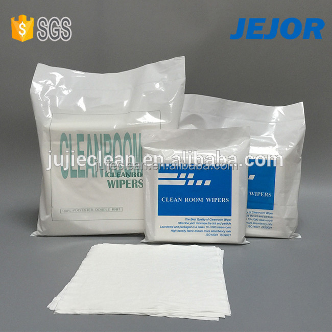 High Absorbent nonwoven industrial lint free wiping rags