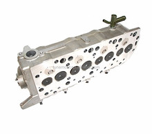 Complete engine cylinder head for Hyundai Galloper D4BH engine, part No.: 22000-42A20