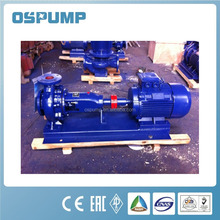 IS IR hot sale single stage electric water centrifugal end suction Packing seal pump