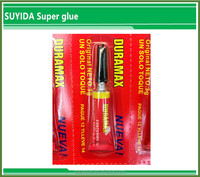 Trade Assurance extra strong super glue with 3g blister package