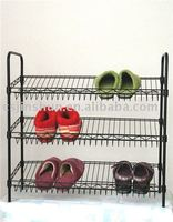 3 layer shoe rack/shoes shelf/display stand/shelf/shelving
