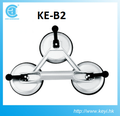KE-A3 Hot sale factory price 3 cup good force three- plate Glass Suction Plate