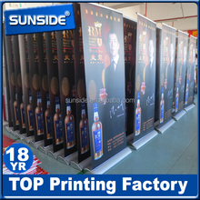 Electronic Roll Up Display banner stand printing_SCM0921