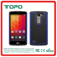 PC+TPU+Silicone Material Football Shock-proof Mobile Phone Case for LG H440