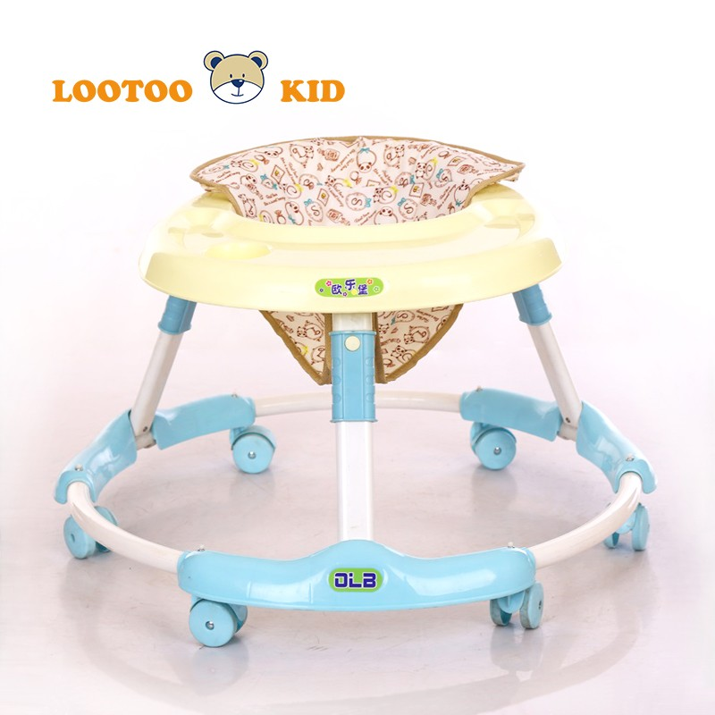 Alibaba Trade Assurance LOOTOO brand new baby walker baby toddler first walker