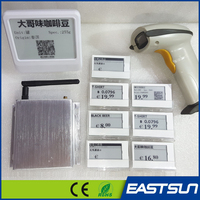 Wireless Esl E-ink E-paper Supermarket Price Tag Demo