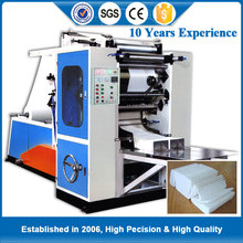 China trade assurance high quality Inter fold hand towel and kitchen towel machine China