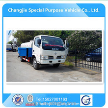 China new design Vacuum cleaner truck for sale ,high quality chassis of truck