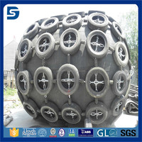 Marine Supplies Ship Rubber Fenders With