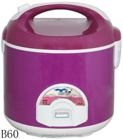 Deluxe Electric Rice Cooker & Food Steamer (5 to 15 Cups Cooked)