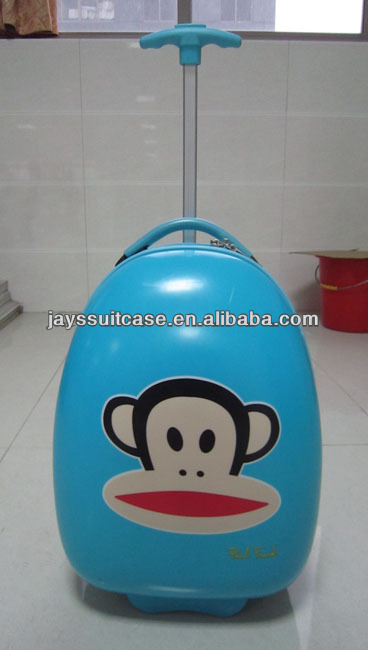 Hot Selling Cute Mini Suitcase/Kids Suitcase Made of ABS/PC