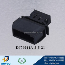DJ70311A-3.5-21 3holes housing male and female electrical connector