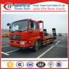 China 10ton flatbed truck for sale with dongfeng kingrun chassis