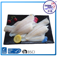Frozen Bonless/ skin off Rock Sole Fillet