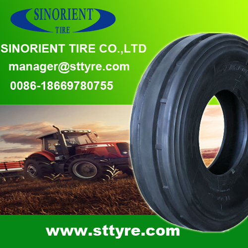Agricultural Farm Tractor Tire 7.5L-15 For Sales
