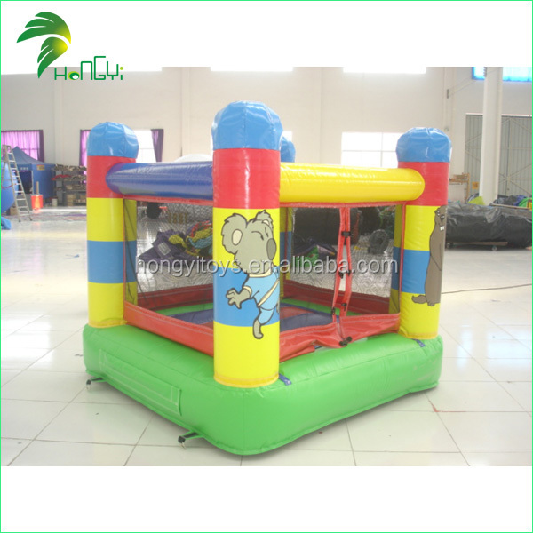 Simple Promotion Design Interesting Big Joy Jumping Inflatable Toys for Kids