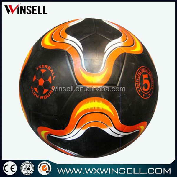 advantages of synthetic rubber for soccer ball
