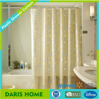 Latest Shower Curtain Transparent, Bathroom Curtain With 84 Inch