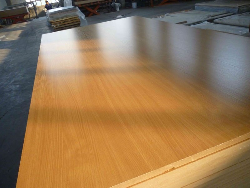 1220*2440mm Melamine coated MDF