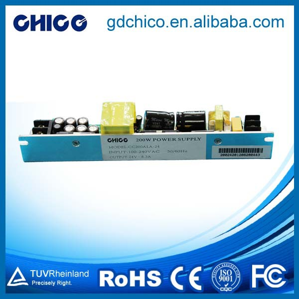 CC200ALA-18 reliable battery charger rectifier