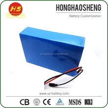 Wholesale High Power Rechargeable 72v 40ah LiFePo4 Battery Pack for Electric Car,EV