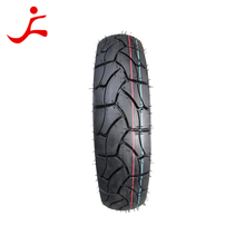 Dot Passed Natural Rubber Street Motorcycle Tyre 3.50-10