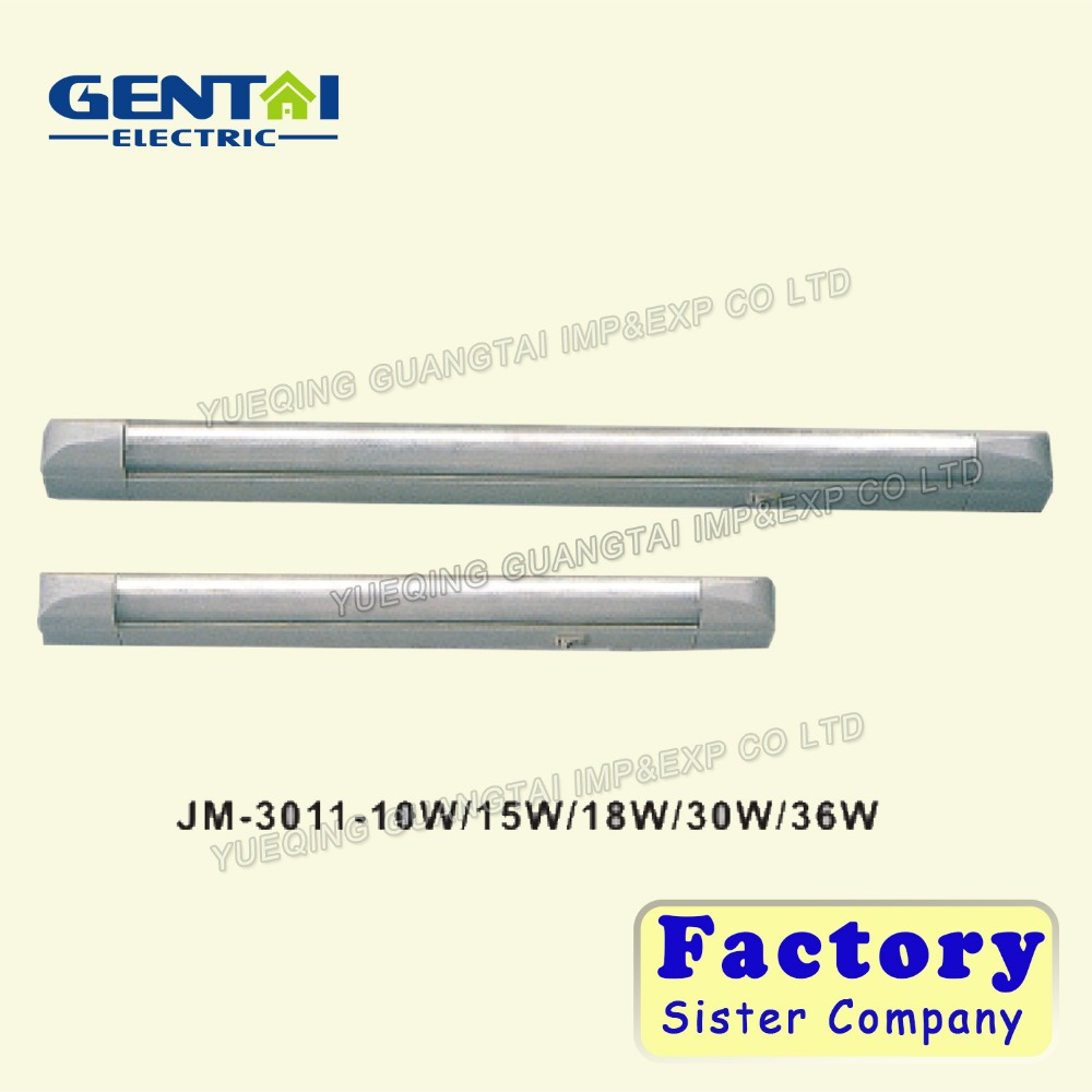 High quality led fluorescent lights without ballast and starter