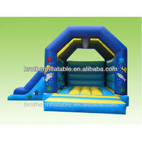 2013 Inflatable Slide Castle Inflatable Play Structure