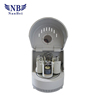 Wet pan laboratory vertical ac gear motor planetary ball mill machine